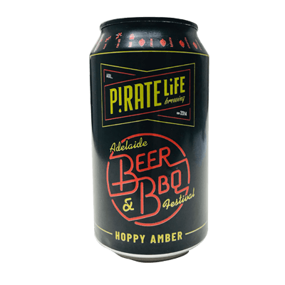 Pirate Life Hoppy Amber Pale Ale