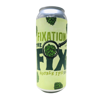 Fixation The Fix 500ml Can