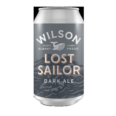 Wilson Lost Sailor Dark Ale