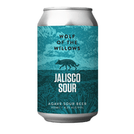 Wolf of the Willos Jalisco Sour Ale