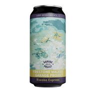 Garage Project  Firestone Walker Hapi Sessions Vol. 2 - Riwaka Express