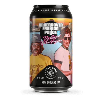 Little Bang Undercover Fashion Police NEIPA