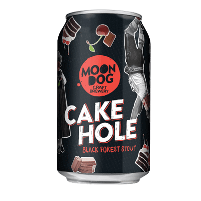 Moon Dog Cake Hole Black Forest Stout