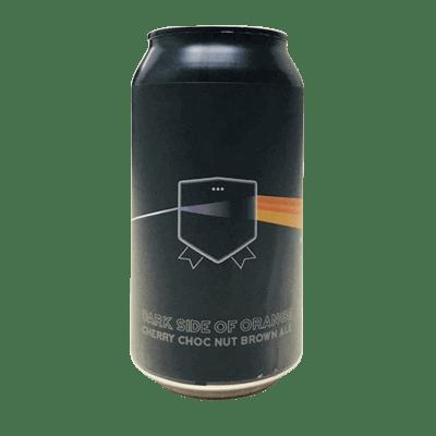 Badlands Dark Side Of Orange Brown Ale