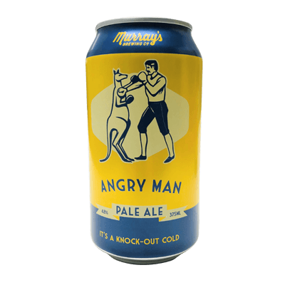 Murray's Angry Man Pale Ale 375ml Can