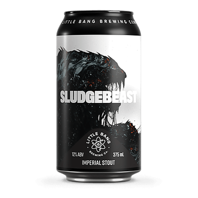 Little Bang Sludgebeast Imperial Stout (1 Can Limit)