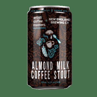 New England Almond Milk Coffee Stout