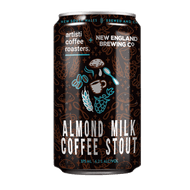 New England Almond Milk Coffee Stout