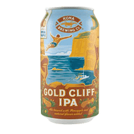 Kona Gold Cliff IPA 355ml Can