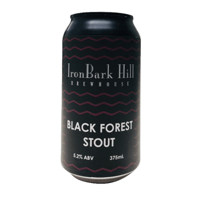 IronBark Hill Black Forest Stout
