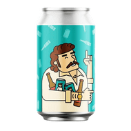 CoConspirators The Distributor Hazy Double IPA