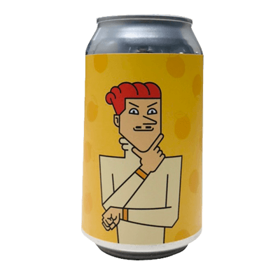 CoConspirators The 'Wise' Guy Mango Sour Ale