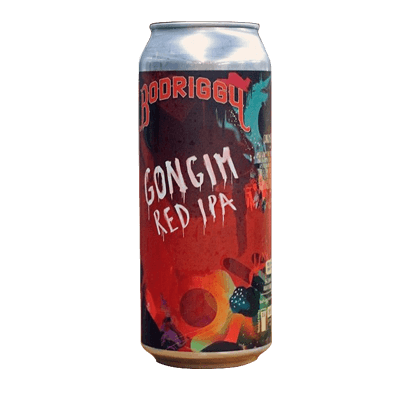 Bodriggy Gongim Red IPA