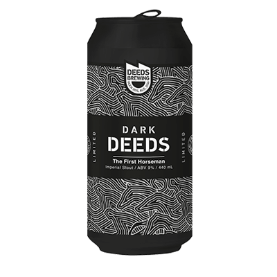 Quiet Deeds The First Horseman Imperial Stout