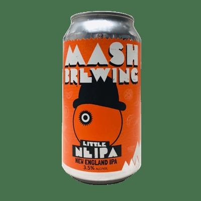 Mash Brewing Little NEIPA