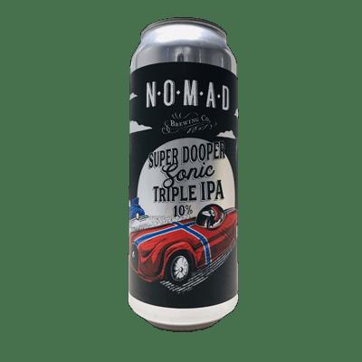 Nomad/Lervig Super Dooper Sonic Triple IPA
