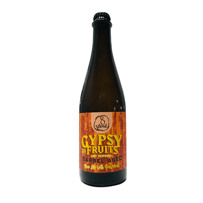 8 Wired Gypsy Fruit Grapefruit Sour Ale