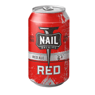 Nail Red Ale 375ml Can