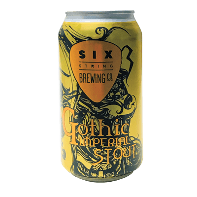 Six String Gothic Imperial Stout