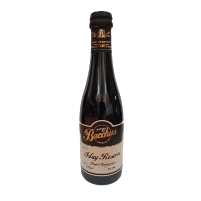 Bacchus Islay Reserve 2019 Barley Wine (1 Bottle Limit)