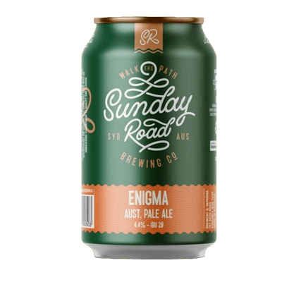 Sunday Road Brewing Enigma Australian Pale Ale