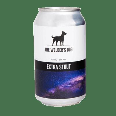 Welder's Dog Extra Stout