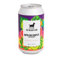 Welder's Dog Napoleon Complex Hazy Session IPA