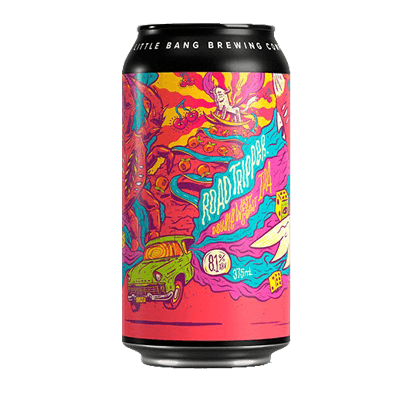 Little Bang Roadtripper DIPA (1 Can Limit)