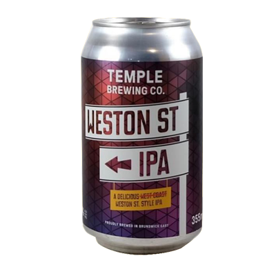 Temple Weston St IPA