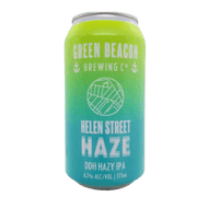 Green Beacon Helen Street Haze IPA