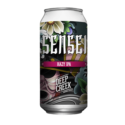 Deep Creek Sensei Hazy IPA