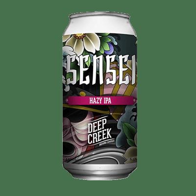 Deep Creek Sensei Hazy IPA