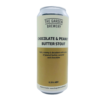The Garden Chocolate & Peanut Butter Stout