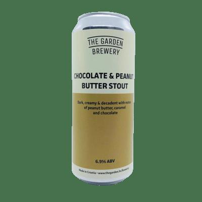 The Garden Chocolate & Peanut Butter Stout