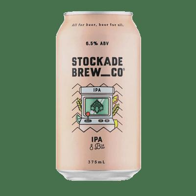 Stockade 8 Bit IPA 375ml Can