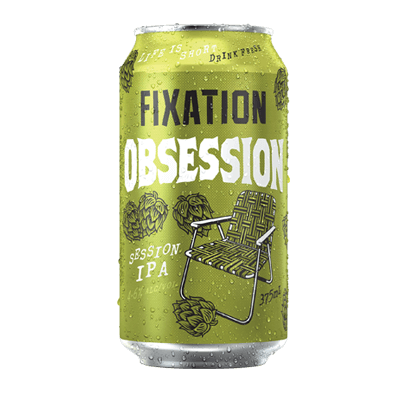 Fixation Obsession Session IPA (375ml Can)