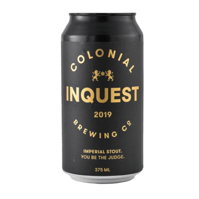Colonial Inquest Imperial Stout 2019