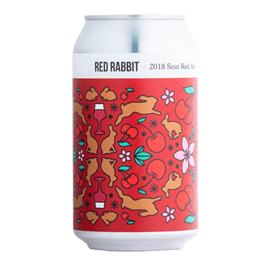 Hop Nation Red Rabbit Sour Red Ale