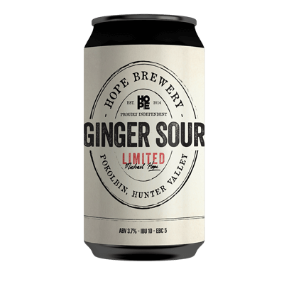 Hope Ginger Sour Ale