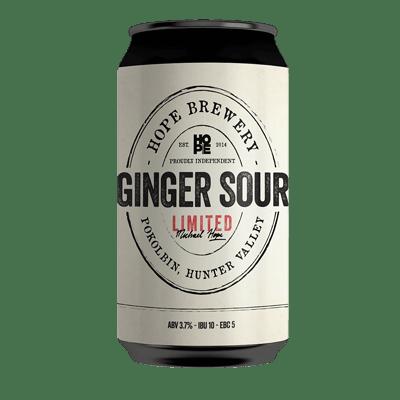 Hope Ginger Sour Ale