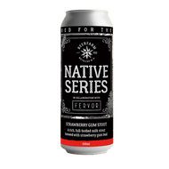 Beer Farm Native Series - Strawberry Gum Stout