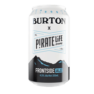 Pirate Life Frontside Cream Ale