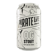 Pirate Life OG Stout