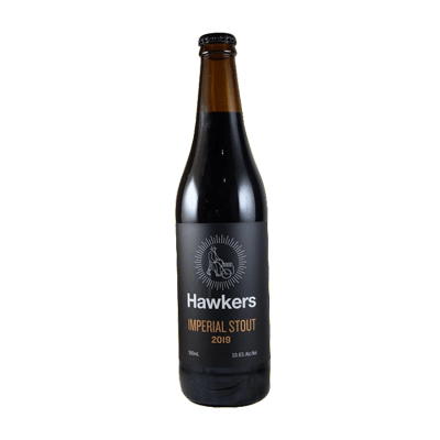 Hawkers Imperial Stout 2019 500ml (1 Limit)
