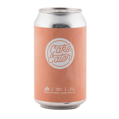 Mr Banks Cake Eater Mosaic & Ekuanot DDH Cream Double IPA (3 Can Limit)