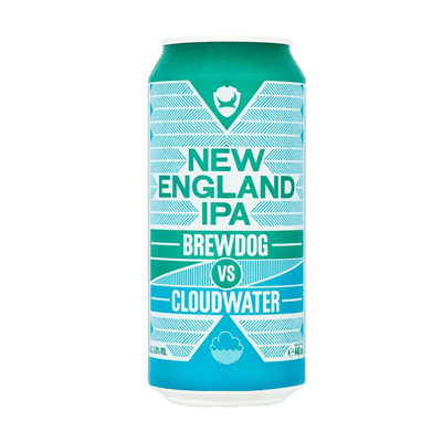 BrewDog vs Cloudwater New England IPA (1 Can Limit)