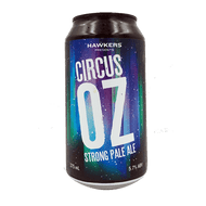 Hawkers Circus Oz Strong Pale Ale