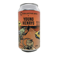 Young Henrys Collective Arts Rye IPA