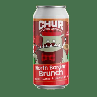 Chur North Border Brunch Maple Imperial Stout