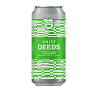 Quiet Deeds Hummingbird Hazy DIPA